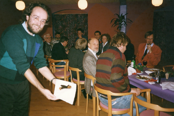 Pierre, Erik L. Hansen, Ulrick, Torben mf